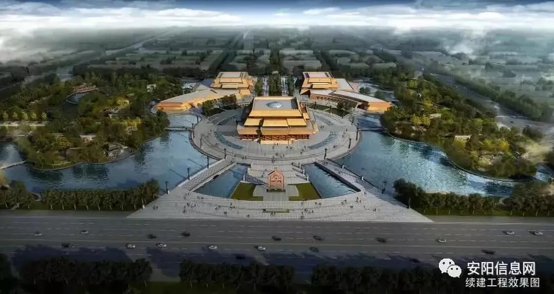期待!中國文字博物館續建工程和漢字公園開工建設!
