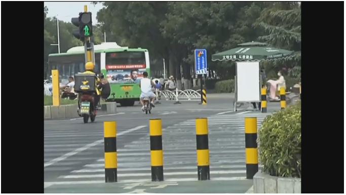 """安阳这9个路口非机动车左转需""""二次过街""""!不看小心罚款!"""