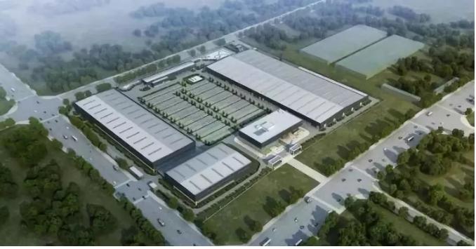 占地171畝,一期投資2億!安陽這個項目計劃12月正式運營!