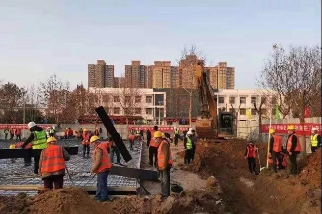"""安阳版""""小汤山""""医院一期工程预计2月7日完工"""