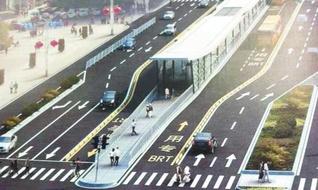 """安阳规划""""两纵一横一环"""" 4条BRT快速公交线路!设计方案已出!"""