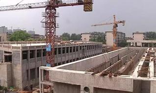最新消息!安阳第四水厂预计国庆节前后通水试运行!