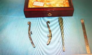 安阳警方侦破殷墟特大文物盗窃案 打掉14个盗墓团伙追回文物713件!