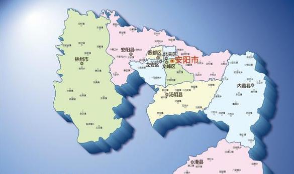 省政府同意安阳市这两个镇行政区域界线变更